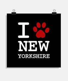 ti amo New Yorkshire