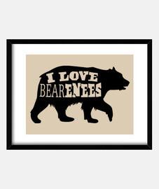 ti amo orso
