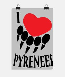ti amo Pirenei