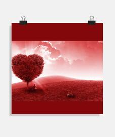 Tierra de corazones