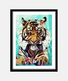 Tiger digital art