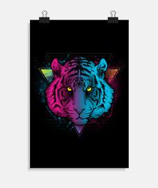 tigre retrò