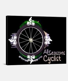 todas las estaciones del ciclista