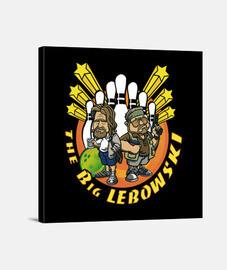 Toile - Big Lebowski