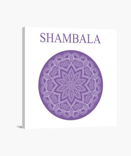 toile de shambala