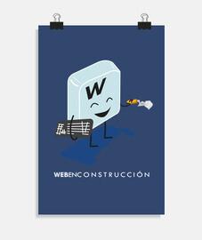 toile en construction
