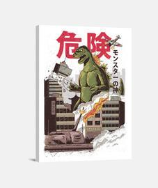 tokyo in fire