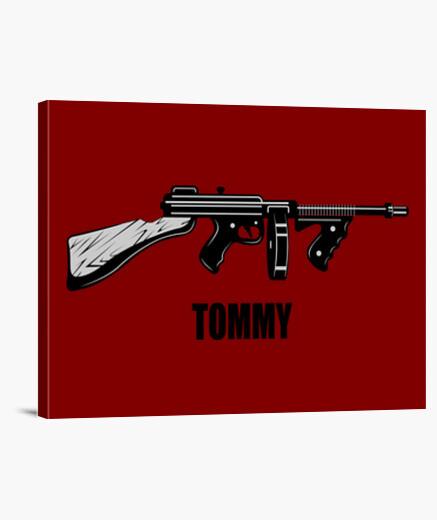 Lienzo TOMMY