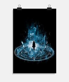 transmutación-azul