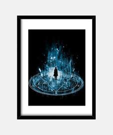transmutation -blue