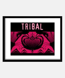 tribal para ella