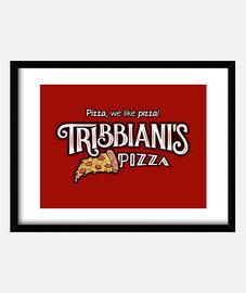 Tribbianis Pizza
