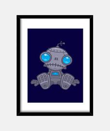 triste robot