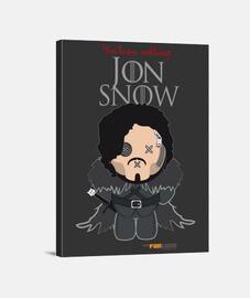 trônes - jon snow