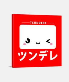 tsundere anime manga katakana kawaii