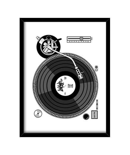 Open Framed Prints music