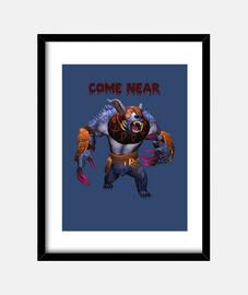 ulfsaar le guerrier ursa