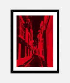 Una calle de Sevilla
