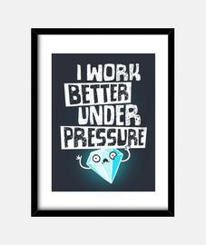 Under Pressure print