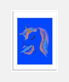 Unicornio Rosado - Regalo unicornio Rosado