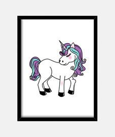 unicorno kawaii