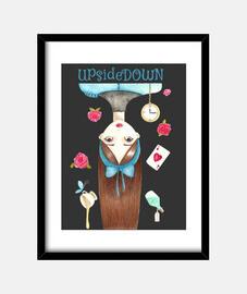 UpSideDown Print