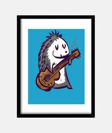 urchin rocker cuqui musicale design de gr