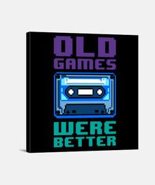 vecchi games erano better (cassetta)