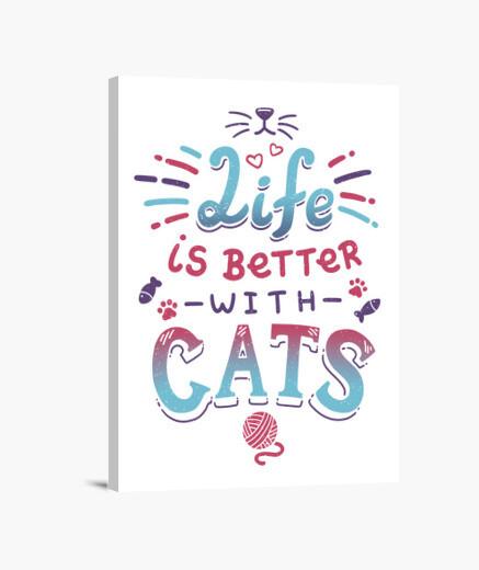vida con gatos no compres adopta