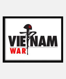 vietnam war red