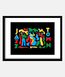 ville de jazz