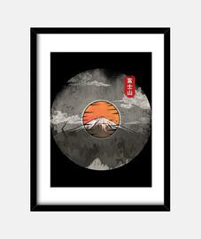 vinyl fuji
