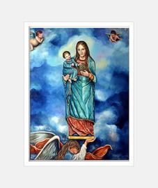 Virgen del Olvido, Triunfo y Misericordias (cuadro)