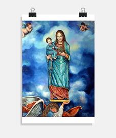 Virgen del Olvido, Triunfo y Misericordias (póster)