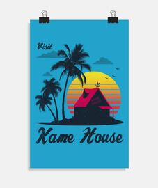 visita la casa di Kame