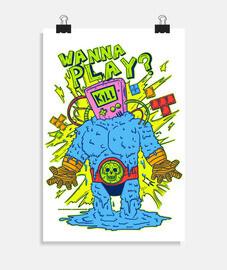 voglio giocare