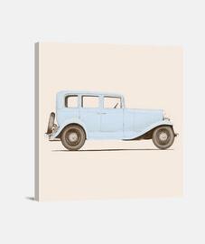 voiture des années 30