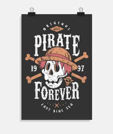 voulait pirate pour toujours