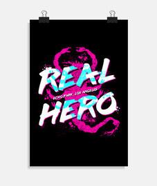 vrai héros