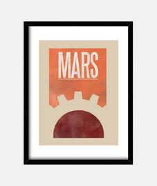 warhammer 40k viajes mars