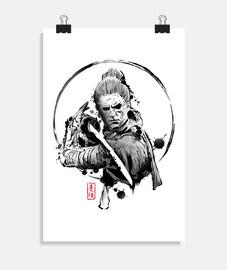 warrior shinobi