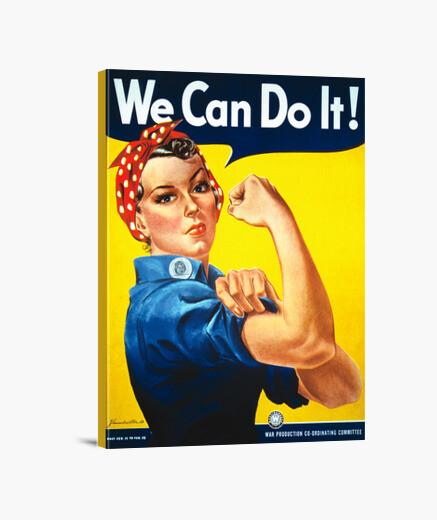 We can do it original canvas