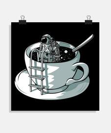 Weltraumkaffee
