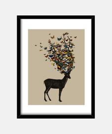 Wild Nature Print