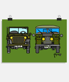 willys amp l and rover