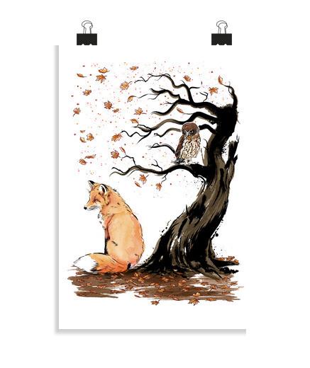 Visualizza Posters animali