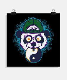 yin yang panda