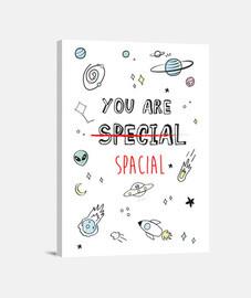 you are spaziale