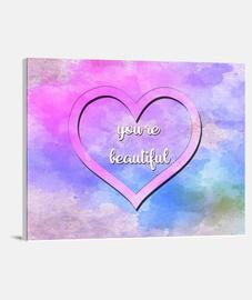 YOU`RE BEAUTIFUL