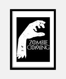 zombie est à coming